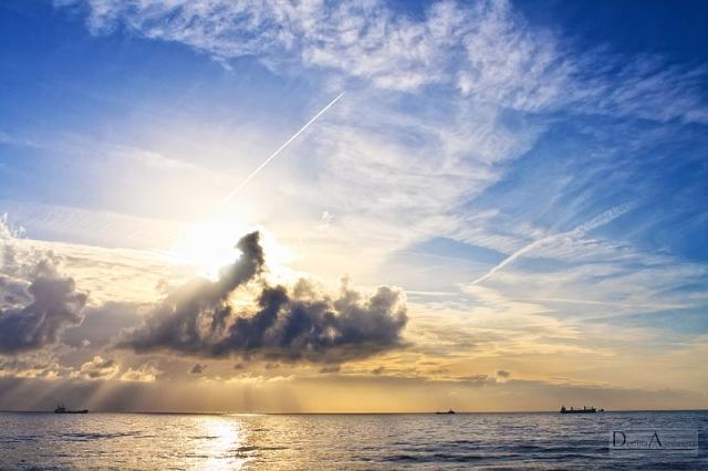 Облака. Фото Туапсе.