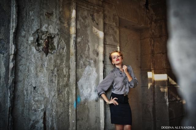 Фэшн фотосессия в Сочи