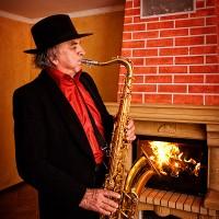 Саксофонист на свадьбе
